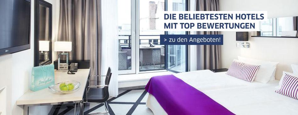 Best bewertete Hotels