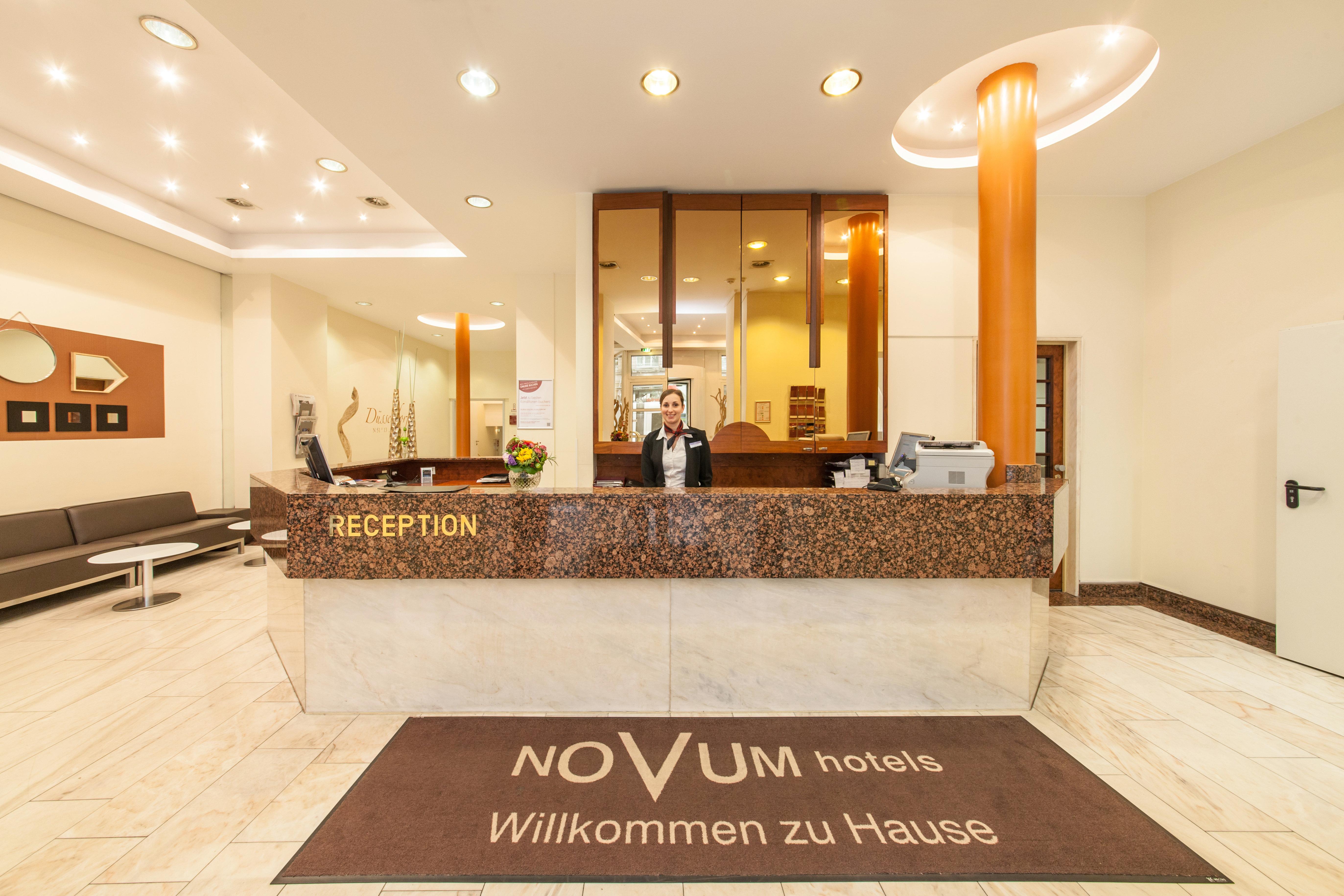 Novum Suites Hotel Hamburg