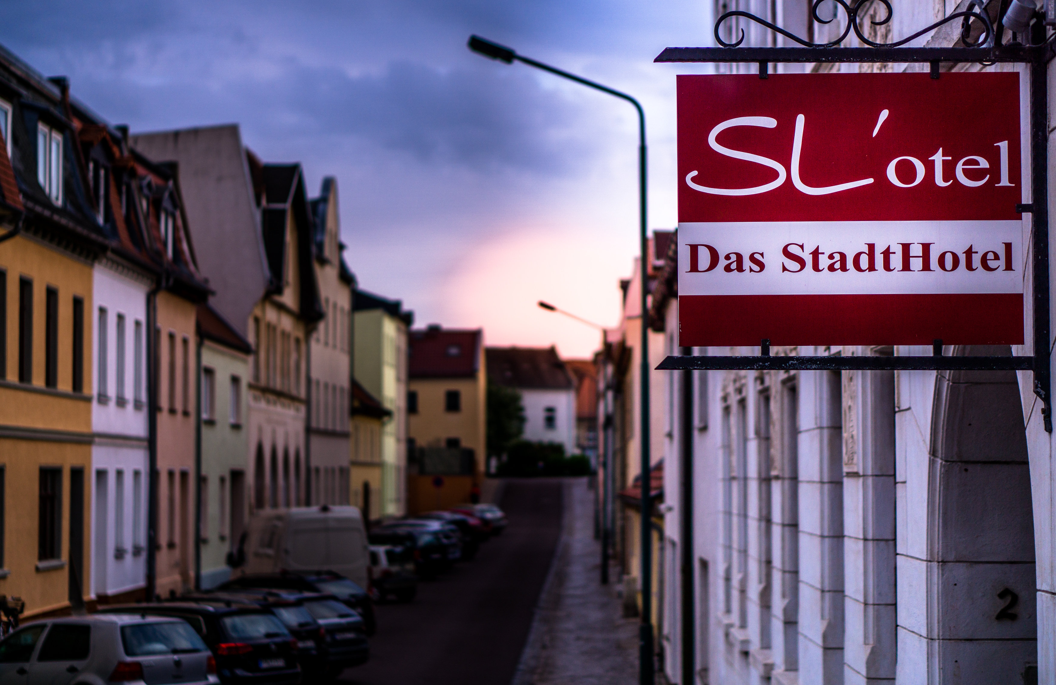 SL'otel Das StadtHotel