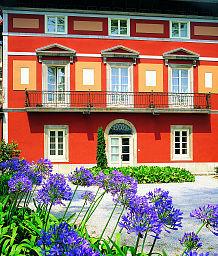 Casona de la paca for Hotel design paca
