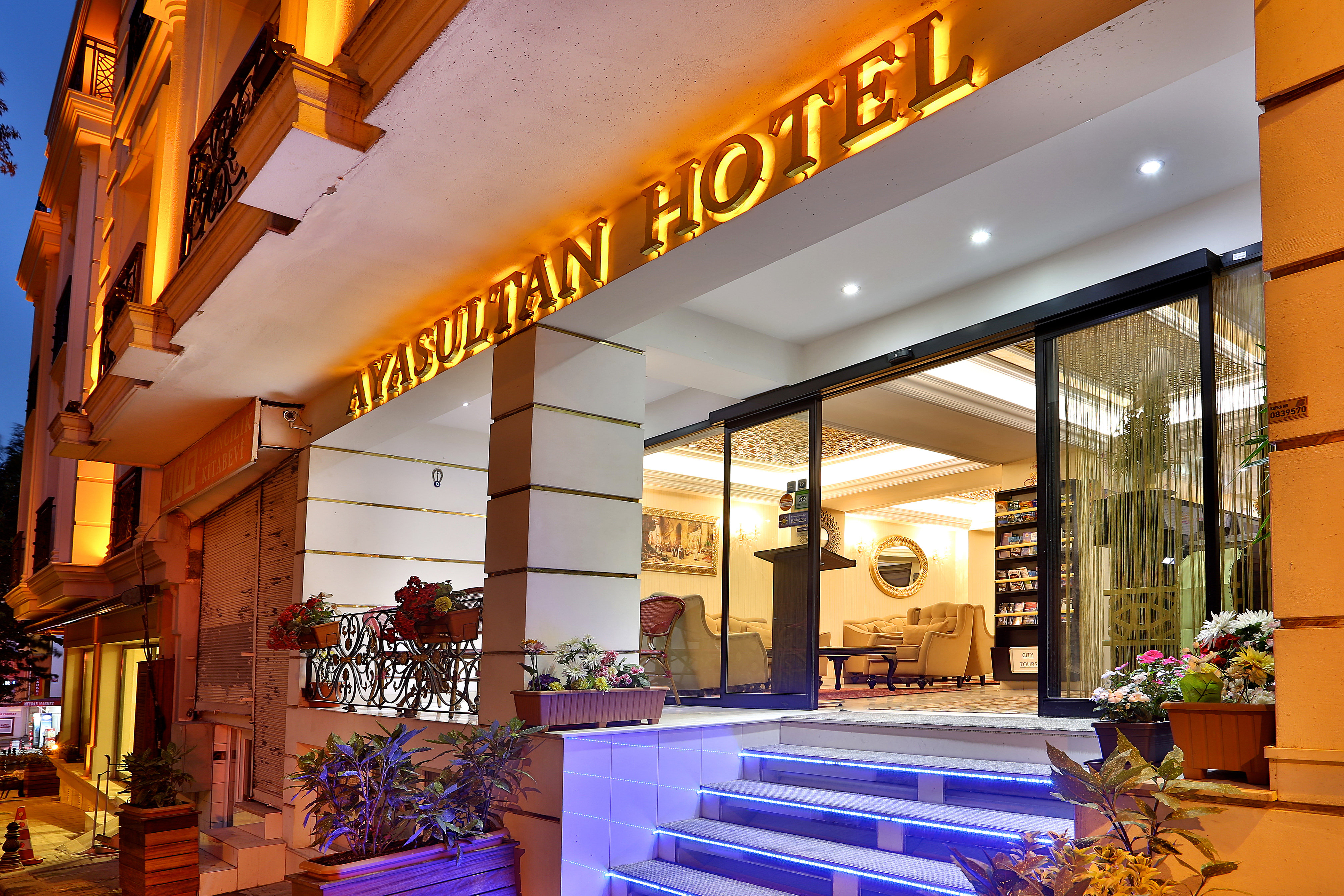 Ayasultan Boutique Hotel Istanbul