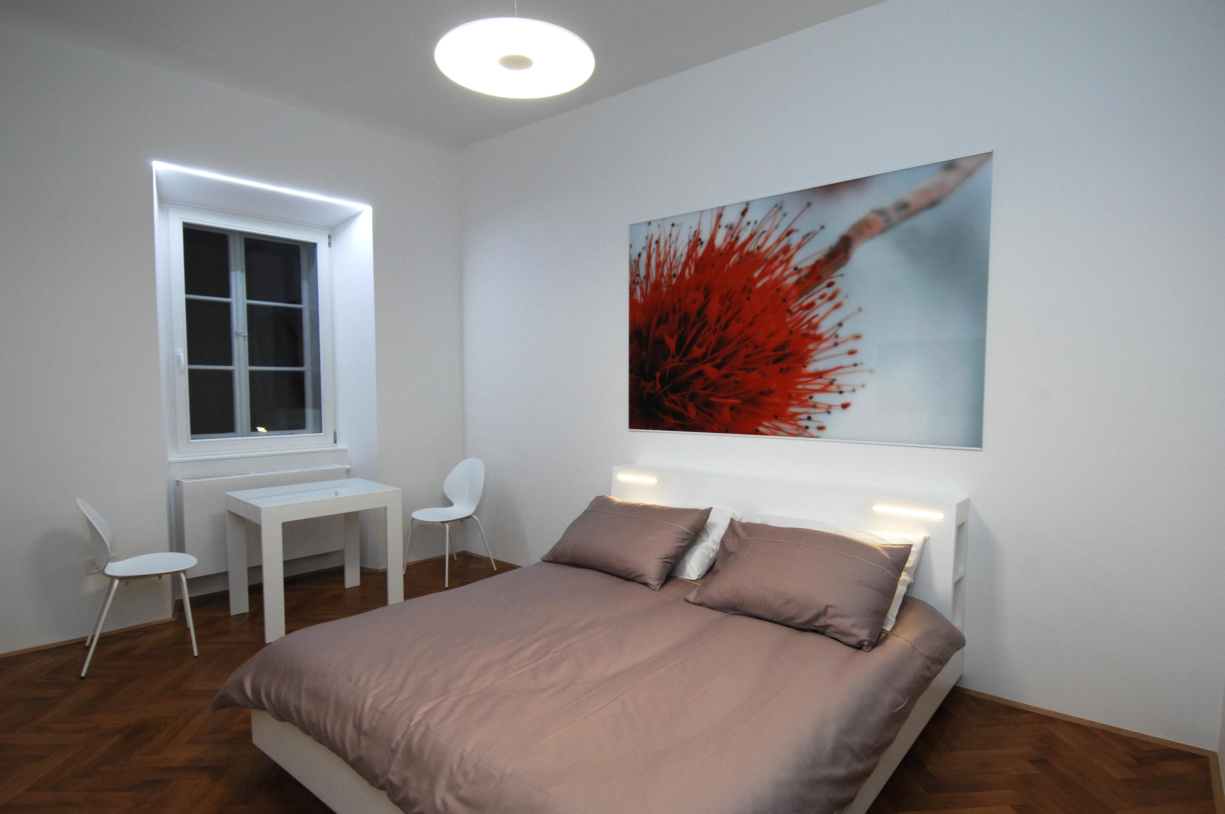 Квартира в любляне с видом на реку