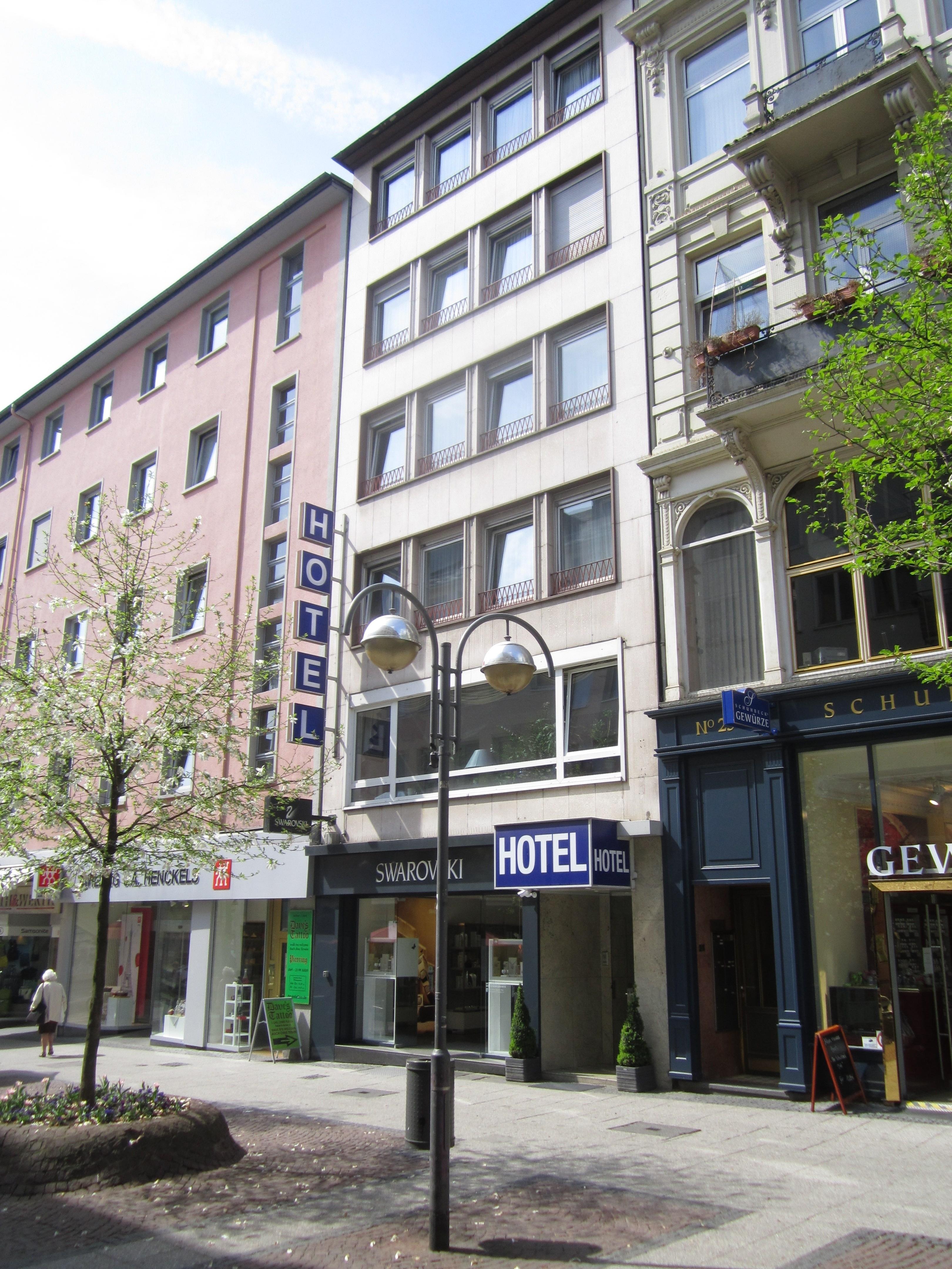 Günstige Hotels in Frankfurt am Main buchen