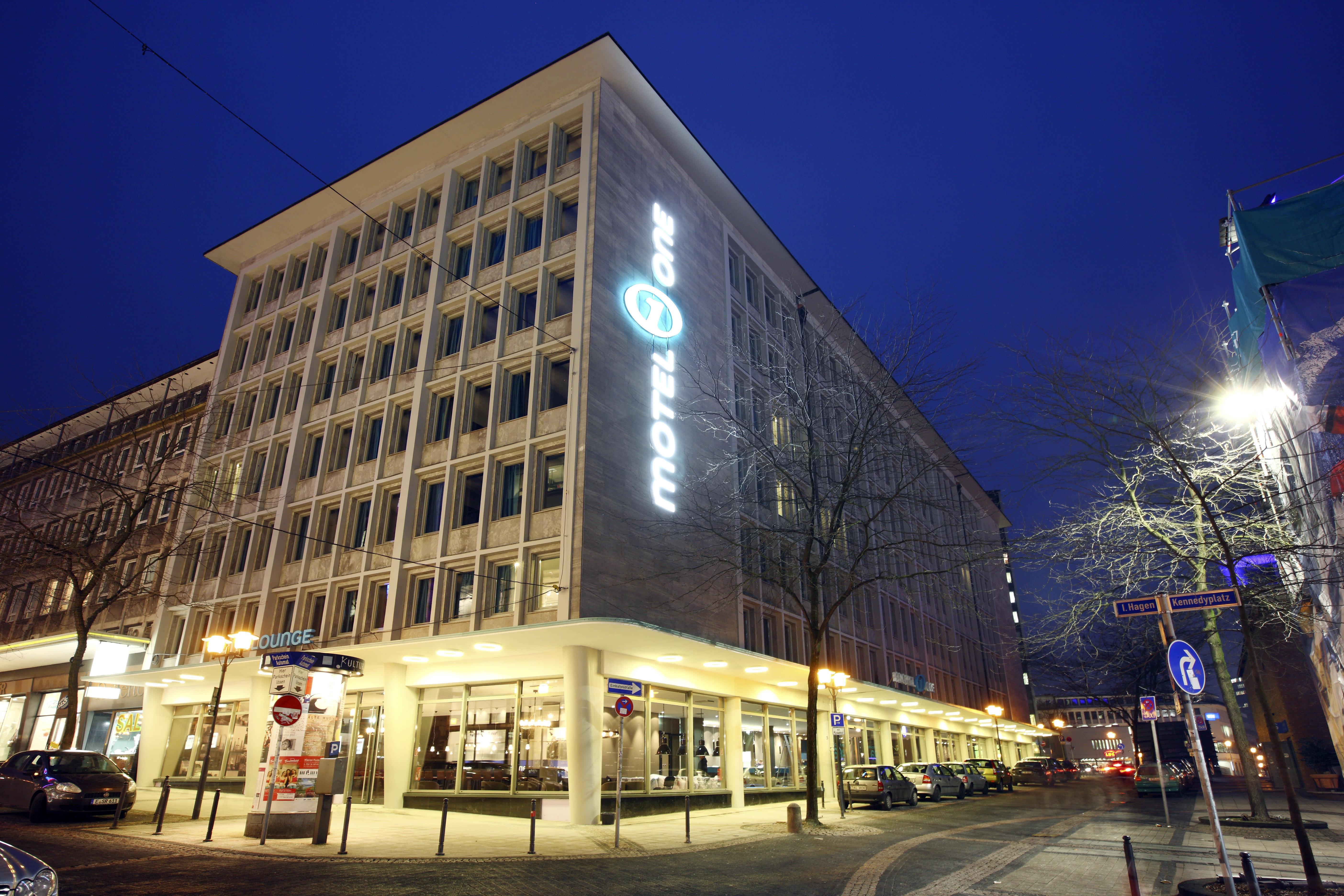 G 252 Nstige Hotels In Essen Buchen Wo De